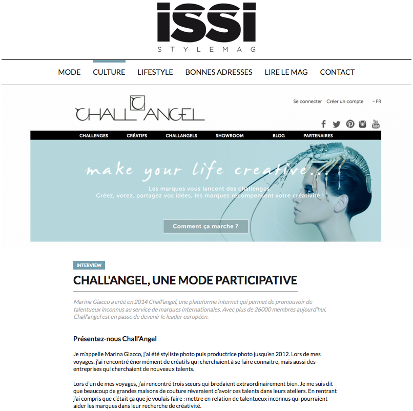 article ISSI