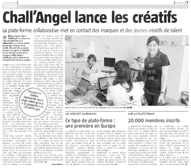 article NORD ECLAIR